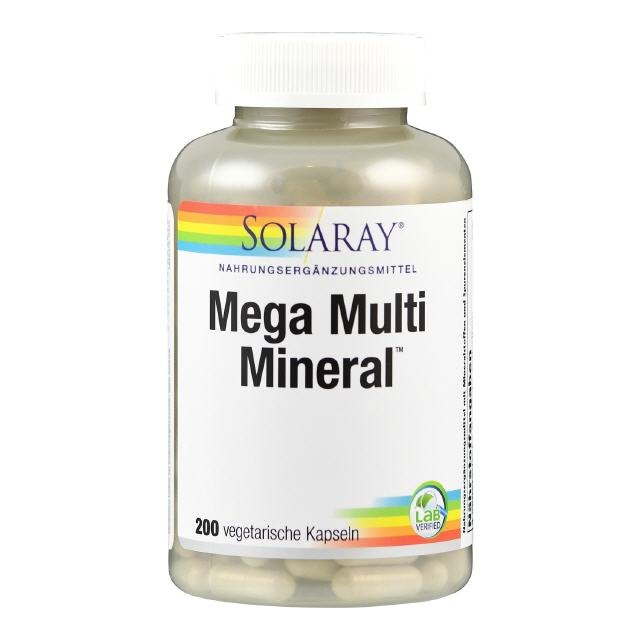 Ultra Mins Multi-Mineral 180 Tabl. Natures Plus