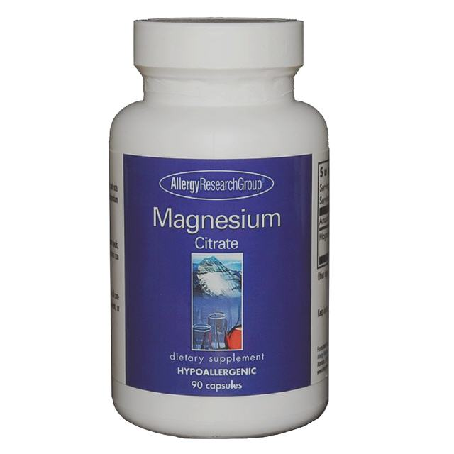 Magnesium 170 mg 90 veg. Kapseln  All. Res. Group