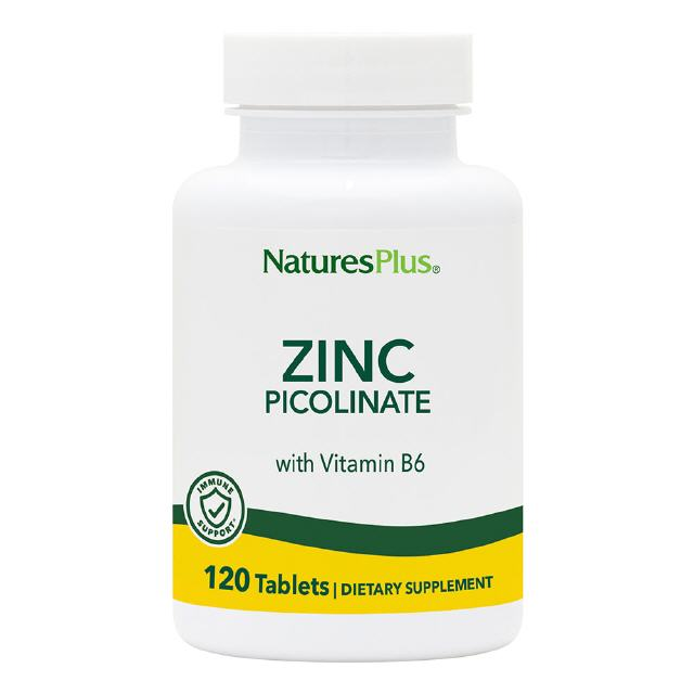 Zinc Picolinate 25 mg 60 veg. Kaps.  All. Res. Gr.