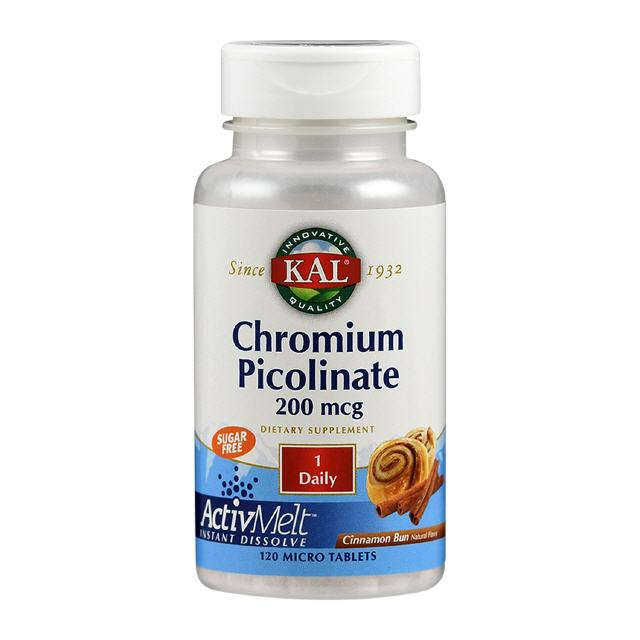 Chrom 200 µg 90 Tabletten  Natures Plus