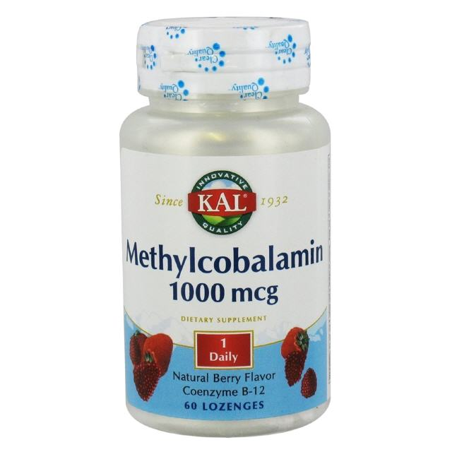 Vitamin B12  2000 µg 100 Tabletten KAL
