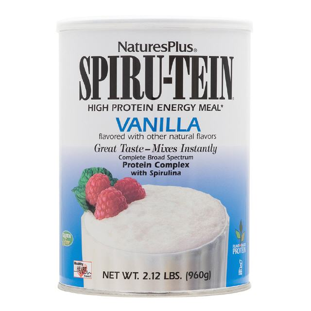 Protein Shake Vanille 1088 g Natures Plus