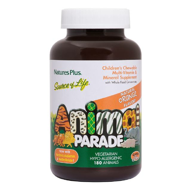 Animal Parade Kirsch 180 Tabletten Natures Plus